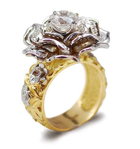 Украшения ручной работы.  Ярмарка Мастеров - ручная работа Эксклюзивное кольцо.  Handmade.
