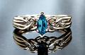 Обручальное кольцо (Эксклюзивная работа)