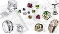 Ювелирные камни, огранка камней, штучные ювелирные украшения, ремонт камней.