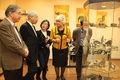 Лучшие работы мастеров-ювелиров и обучающихся представлены в музее колледжа