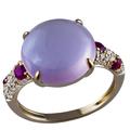 В коллекциях от Левори драгоценные, полудрагоценные камни и бриллианты