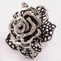 Модное и стильное кольцо из серебра. Серебро 925 проба, фианит, эмаль. Cтоимость - 9660 руб.