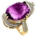 золото,бриллианты,аметист