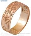 Православное кольцо из золотв