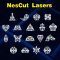 NesCut diamonds